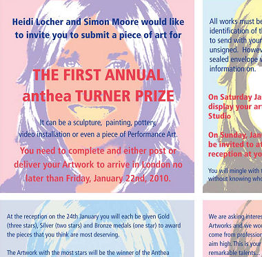 (click for full version) Anthea Turner Prize 2009
