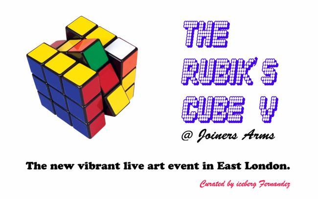 Rubik's Cube V invite